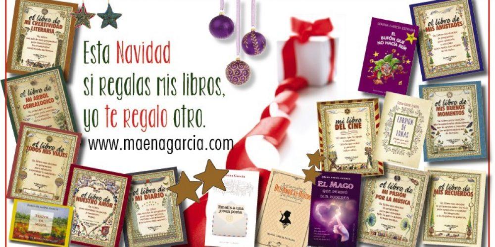 Esta Navidad, te regalo un libro